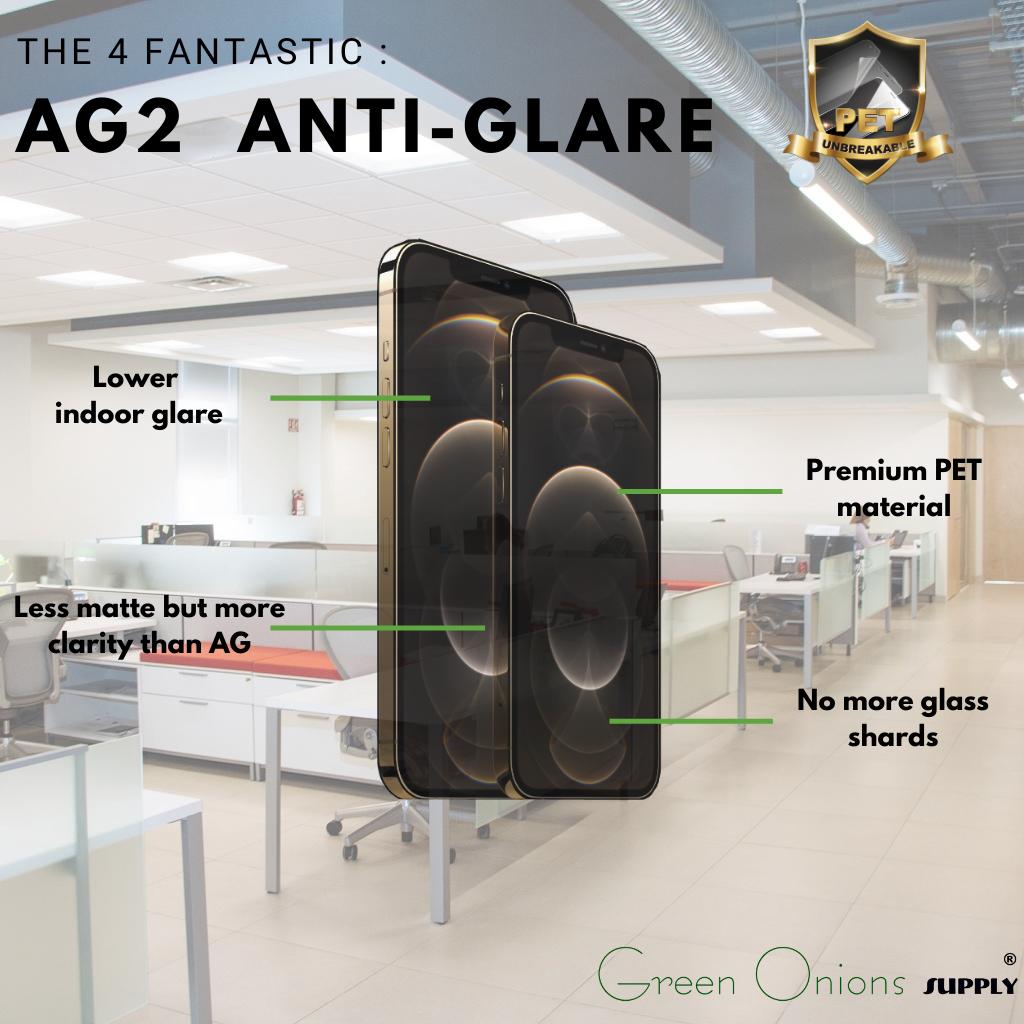 AG2 Anti-Glare screen protector